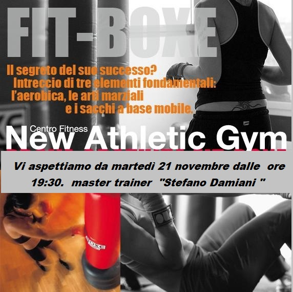 "Fit-Boxe  Presso ""New Athletic Gym"""
