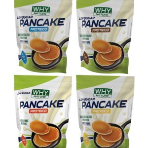 WhyNature Pancake Proteico Low Sugar